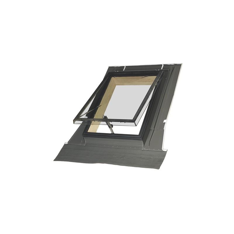 Parapety zewnętrzne aluminiowe 0,65 mm
