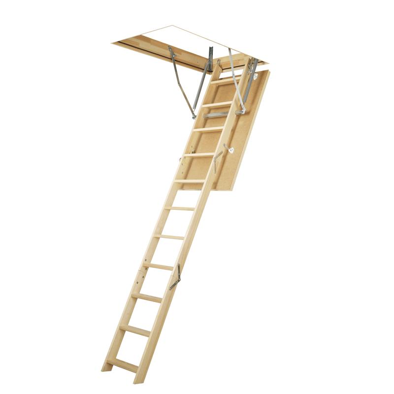 Schody strychowe Fakro 60x100 LWS