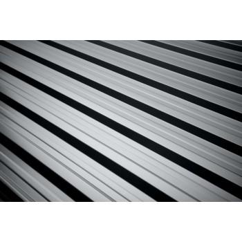 Blacha trapezowa T18 aluminiowa