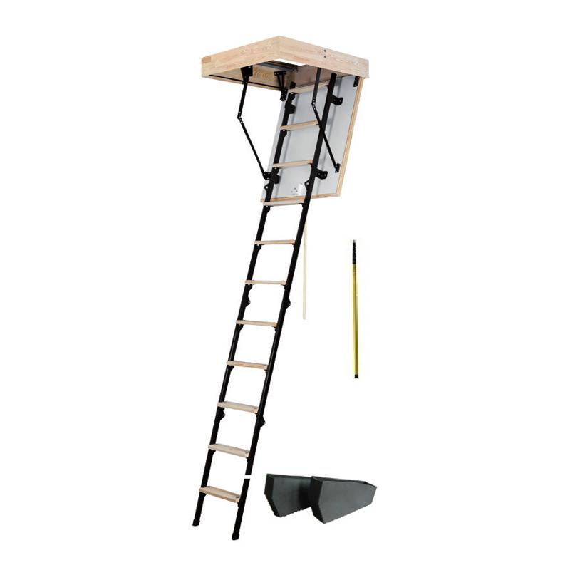 Schody strychowe 60x100