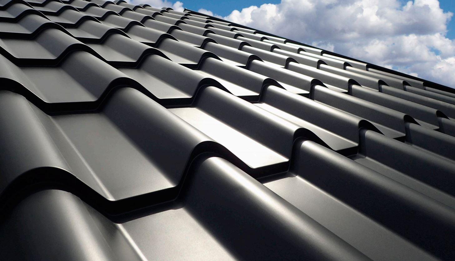 Blachodachówka VILANO na dachu